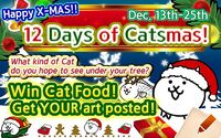 12 days of catsmas