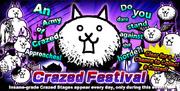 Crazed Festival