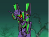 Eva Unit-01 (Uber Rare Cat)