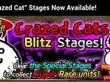 Crazed Cats (origin)