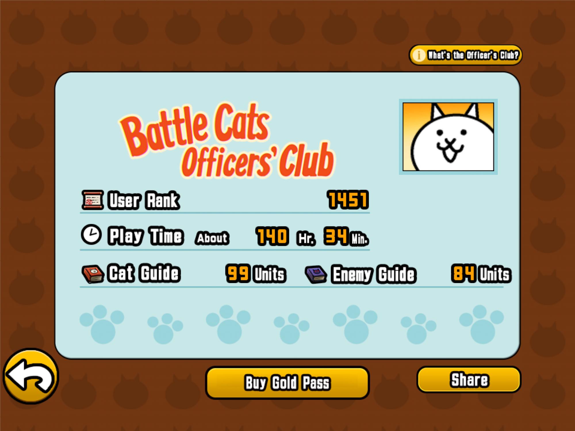 Officers Club Battle Cats Wiki Fandom Powered By Wikia