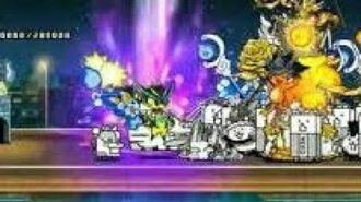 Battle Cats Custom Stage - 48 Elemental Pixies Stage 11-15-0