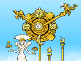 Empress Chronos (Uber Rare Cat)
