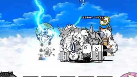 The Battle Cats- Way of the Ninja -Insane- (No Gacha)