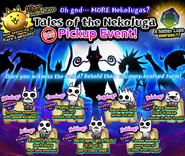 Tales of the Nekoluga Pickup Event poster (EN) 2020