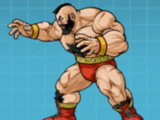Zangief (Uber Rare Cat)