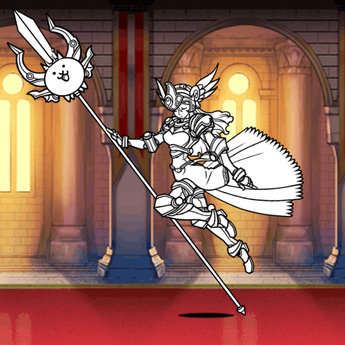 Valkyrie Cat (Special Cat) | Battle Cats Wiki | FANDOM powered by Wikia
