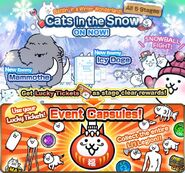 Cats in the Snow EN