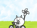 Tricycle Cat (Special Cat)
