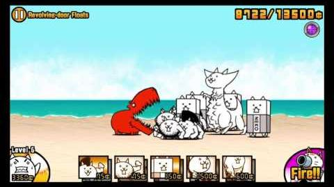 The Battle Cats - Revolving-door Floats-0
