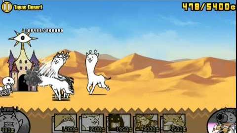 Tapas Desert