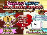 Sweetest Sorrow (Celebration Event)