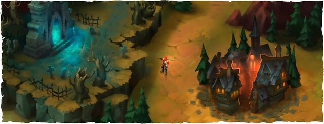 File:Battle Chasers nightwar game2.jpg