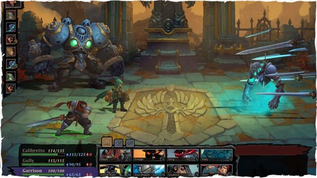 File:Battle Chasers nightwar game6.jpg