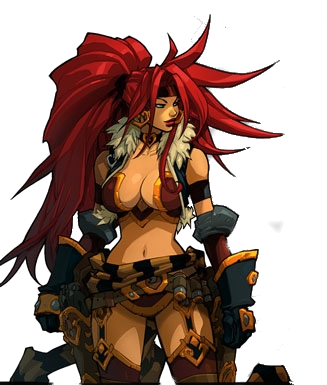 File:Battle Chasers Monika.png