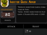 Insectoid Queen Armor
