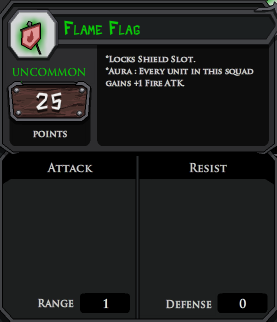 Flame Flag profile
