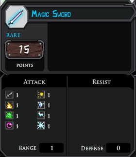 Magic Sword profile