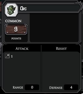 Orc profile