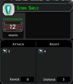 Storm Shield profile