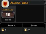 Azaratius' Shield