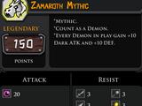 Zamaroth Mythic