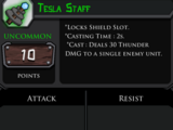 Tesla Staff