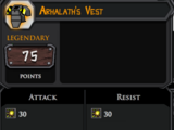 Arhalath's Vest