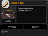 Rhigar's Bow