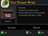 Vass Potanax Mythic