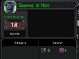 Chain Mail of Hate
