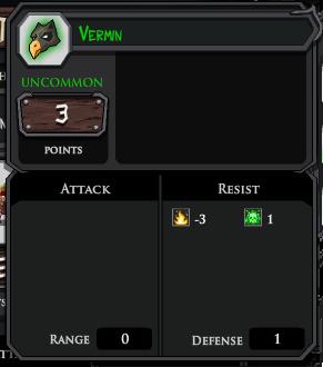 Vermin profile