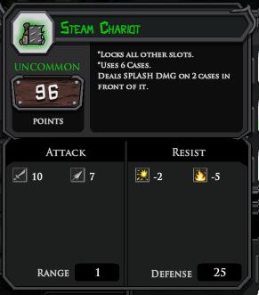 Steam Chariot profile