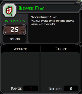 Blessed Flag profile