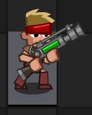 Shrapnel Musket
