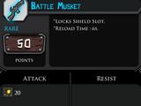 Battle Musket