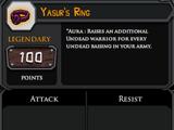 Yasur's Ring