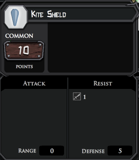 Kite Shield profile
