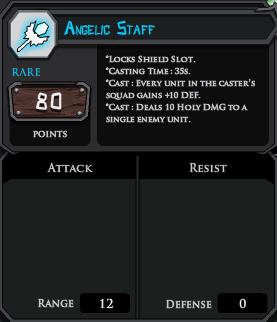 Angelic Staff profile