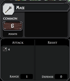 Mace profile