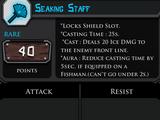 Seaking Staff