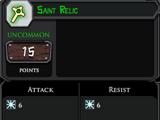 Saint Relic