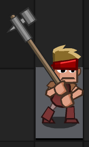 Two-Handed War Hammer