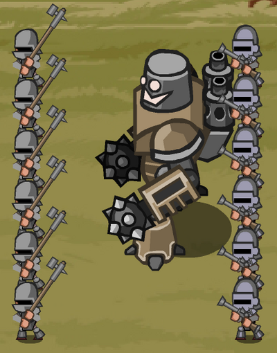 1.2.4 Steam Powered Madness - Formation