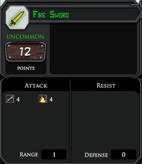 Fire Sword profile
