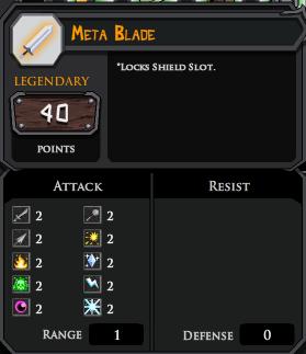 Meta Blade profile
