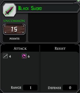 Black Sword profile