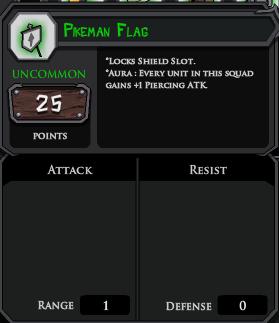 Pikeman Flag profile