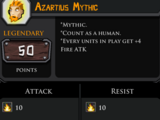 Azartius Mythic