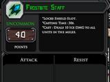 Frost Bite Staff